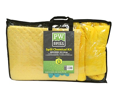 Kit de absorbtie substante chimice PW 50l